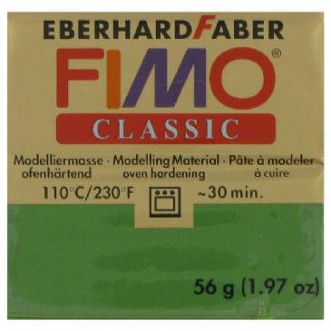 FIMO CLASSIC:フィモクラシック[57]リーフグリーン